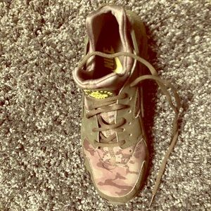 new product 61f5c c28dc Men s Camouflage Nike Shoes on Poshmark